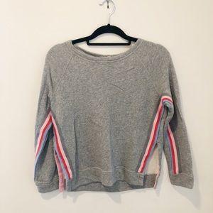 Lou and Grey Striped Sweatshirt